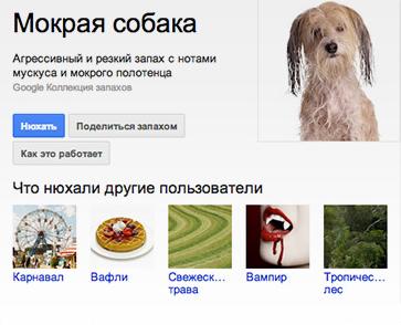 Google Нос